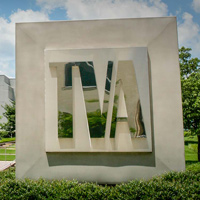 TVA Headquarters Sign Photo for TVA Energy Incentives Link