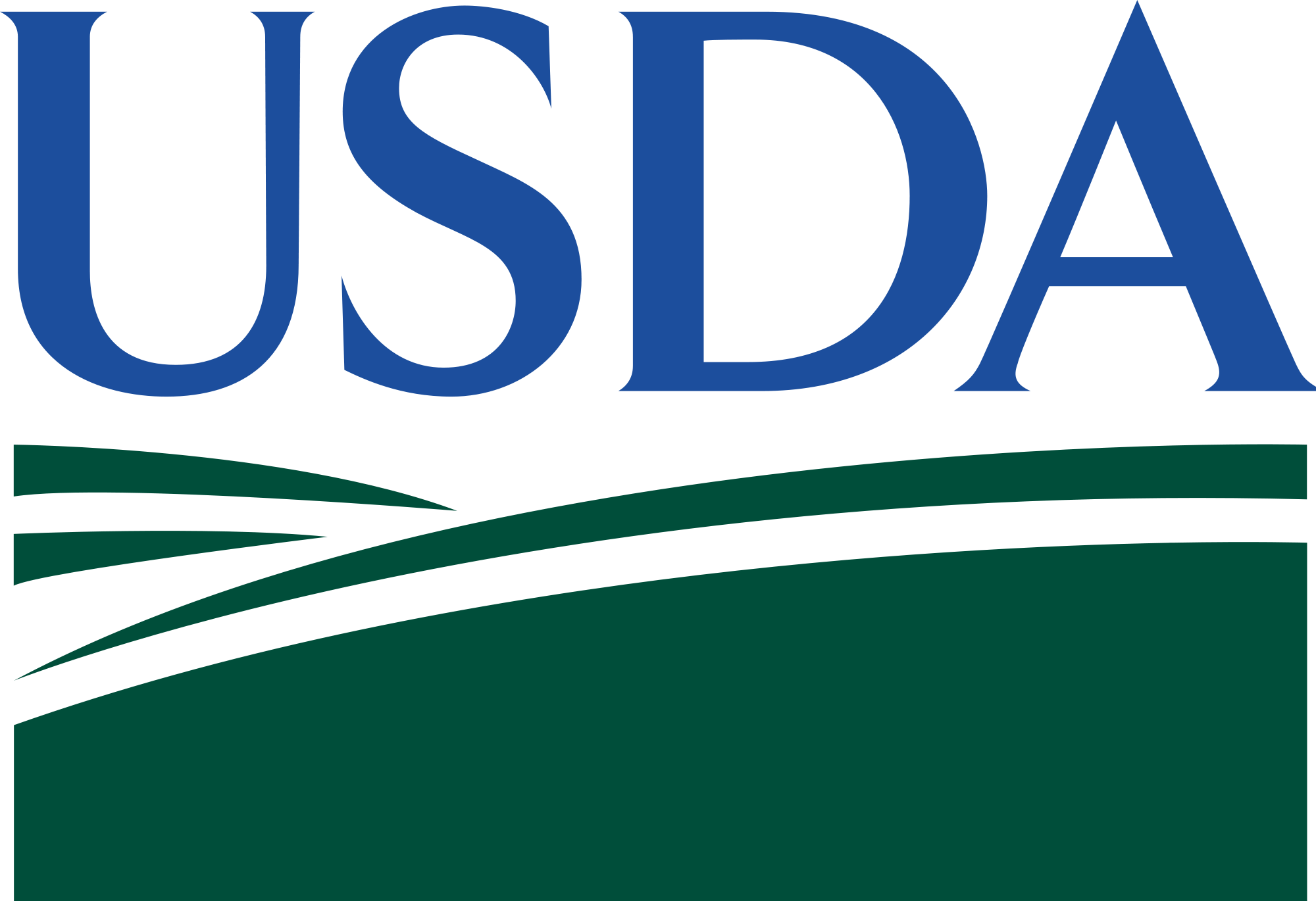 Logo for USDA